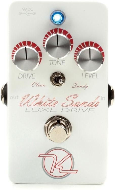 review keeley electronics white sands pedal finder llc. Black Bedroom Furniture Sets. Home Design Ideas